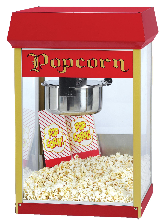 Popcornmaschine Europop 8oz/ 228g