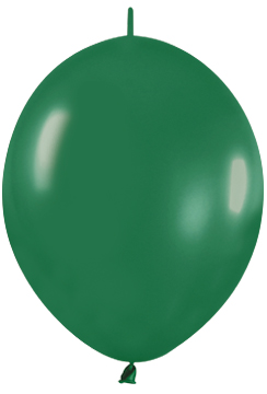 Ballons LOL-12  Fashion Solid waldgrün
