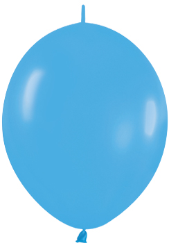Ballons LOL-6  Fashion Solid blau