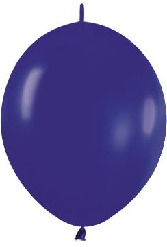Ballons LOL-6  Fashion Solid königsblau
