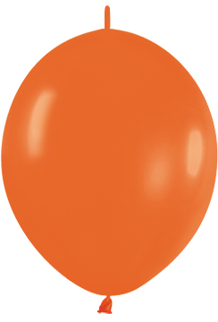 Ballons LOL-6  Fashion Solid orange