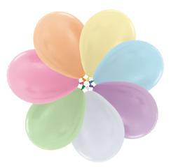 Ballons R12 Satin Pearl gemischte Farben