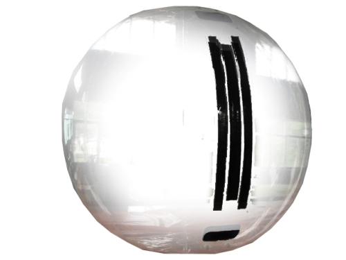 Ball für Wasserläufe