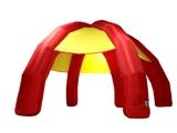 Event Dome für Bullriding