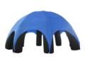 Event Dome (Event Zelt) aufblasbar Blau