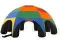 Event Dome (Event Zelt) aufblasbar Bunt