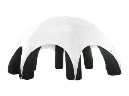 Event Dome (Event Zelt) aufblasbar Weiß