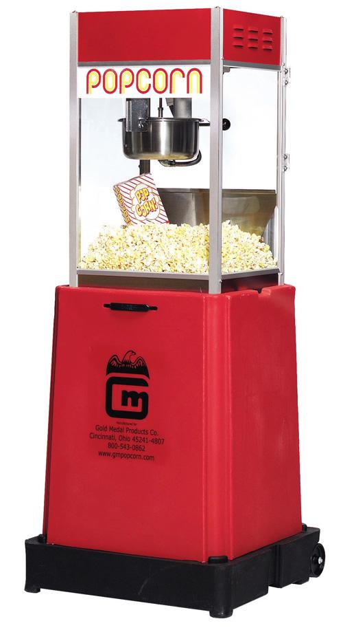 Transportcase für Popcornmaschinen 6oz