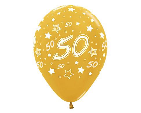 Ballons R-12 mit Aufdruck:50