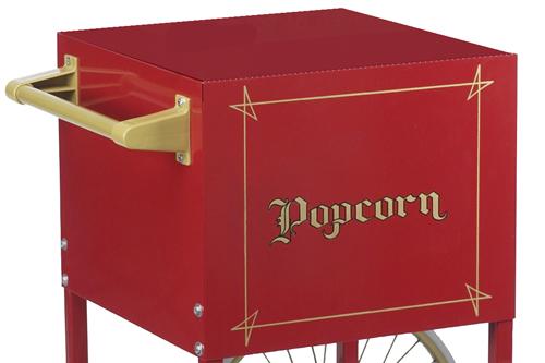 Halterung für Griff Popcorn Unterwagen Gold Medal
