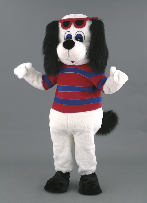 Kostüm Hund mit Sonnenbrille