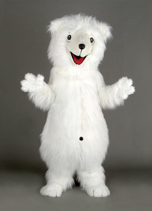 Kostüm Polarbär