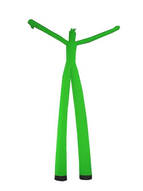 Skydancer Zweibein Figur GRÜN