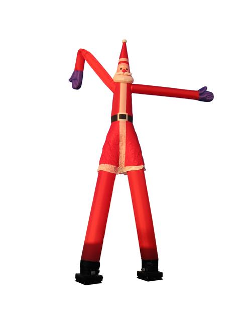Skydancer 2 Bein Weihnachtsmann