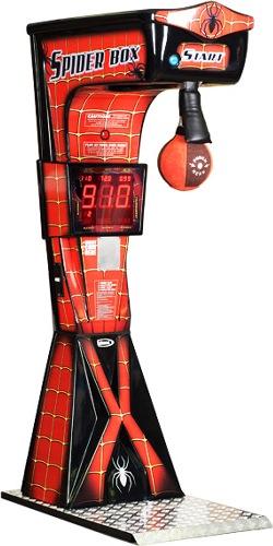 Boxautomat Version Spider