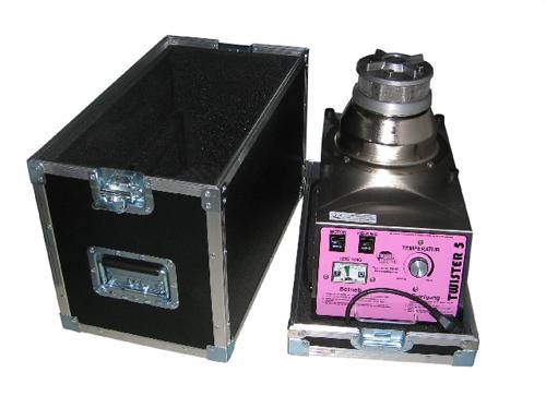 Case (Transport-Koffer) für Zuckerwattemaschine klein
