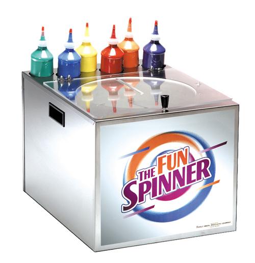 Fun Spinner / Zaubermalmaschine