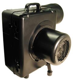 Gebläse Gibbons (Kunststoffgehäuse) 1,5kw / 2 hp / extra stark