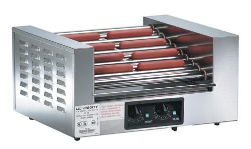 Hot Dog Roller Grill für 14 Hot Dogs