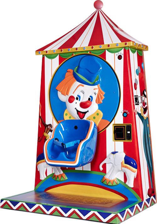 Kiddie Ride Circus