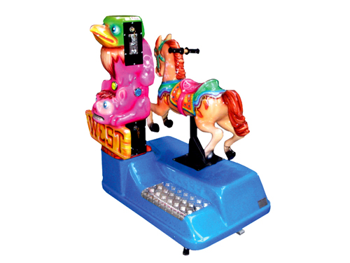Kiddie Ride Pferd