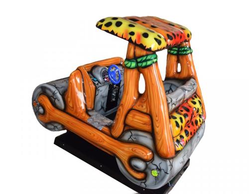 Kiddie Ride Stone Car