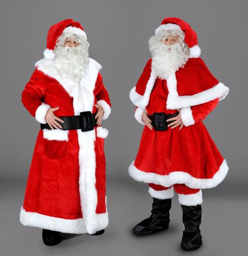 Kostüm Weihnachtsmann