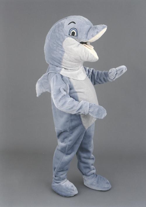 Kostüm Delphin