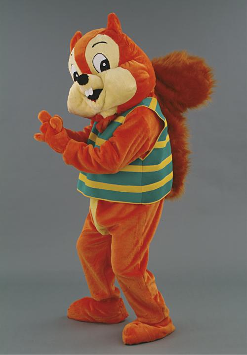 Kostüm Eichhörnchen