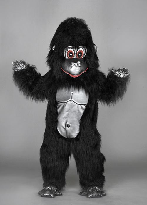 Kostüm Gorilla
