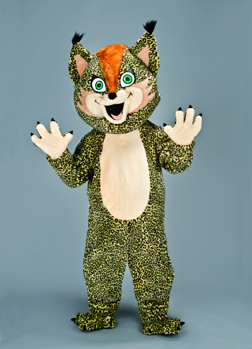 Kostüm Leopard