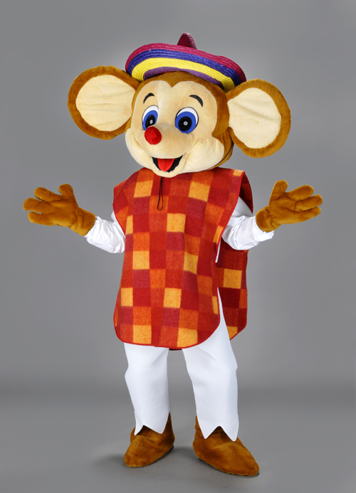 Kostüm Maus Speedy Gonzales