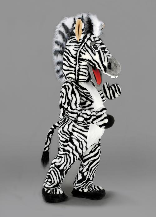 Kostüm Zebra