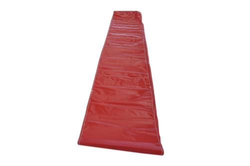Laufteppich rot