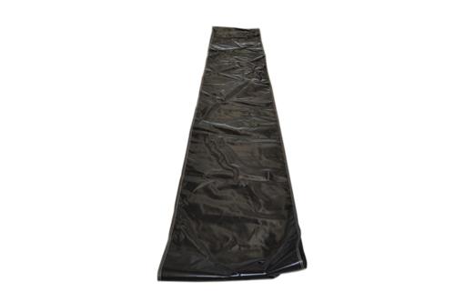 Laufteppich schwarz