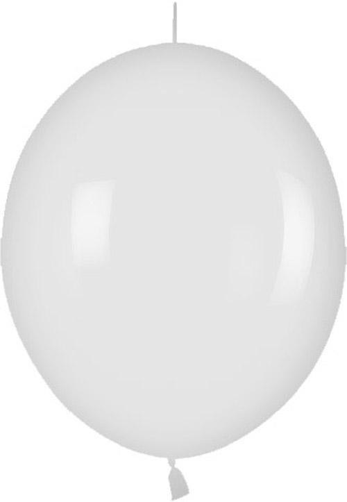 Ballons LOL-6  Fashion Solid weiß