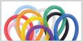 Modellierballons 260 Traditional gemischte Farben