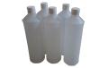 Kunststoffflaschen zum Abfüllen von Palmöl mit Deckel 5 Stück