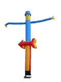 Skydancer Einbein Figur mit Pfeil