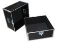Case (Transport-Koffer) für die Zuckerwatte-Haube und Wanne