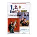 DVD 1,2,3... let`s twist Vol 1-3
