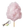 Farbaroma Flossine Vanille (Pink) für Zuckerwatte in der Dose