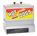 Hot Dog Steamer Demon