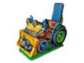 Kiddie Ride Bulldozer