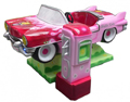 Kiddie Ride Cadillac Hello Kittens