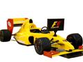Kiddie Ride Formel 1 inkl. TV-Game
