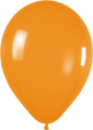 Ballons R5 Fashion Solid orange