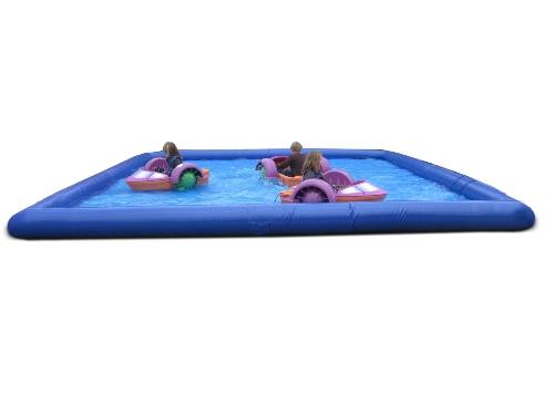 Pool aufblasbar 8x12x0,5m