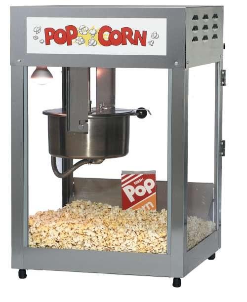 Popcornmaschine Pop Maxx 14oz/ 399g
