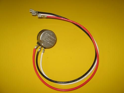 Potentiometer für Whirlwind x15 Geräte vor BJ 09